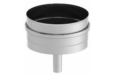 Kondenzační miska se spodním odtokem, DN150mm